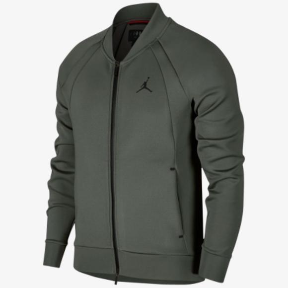 70a2c4b4699 Jordan Sportswear Flight Tech Jacket River Rock. Jordan.  M_5bff359b12cd4a459e855ca4. M_5bff359bdf030796e5f03cb3.  M_5bff359baaa5b88758610870